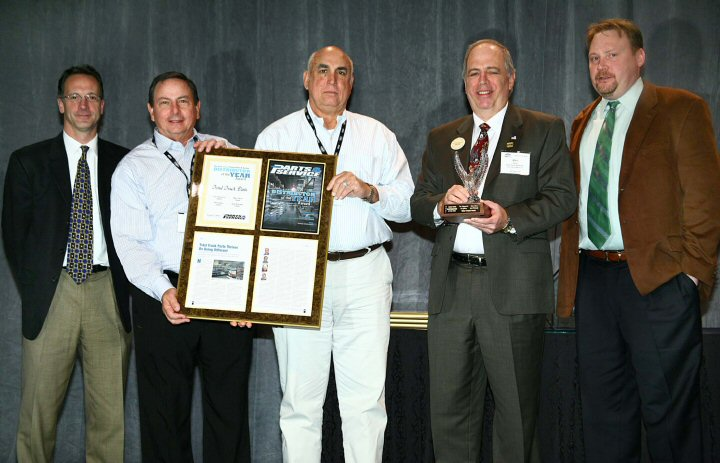 Total Truck Parts named Distributor of the Year